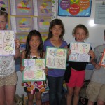 Picasso Art Project - 2nd Graders